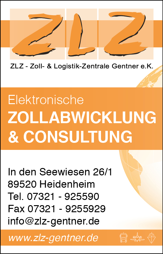 ZLZ - Zoll- & Logistik-Zentrale Gentner e.K.